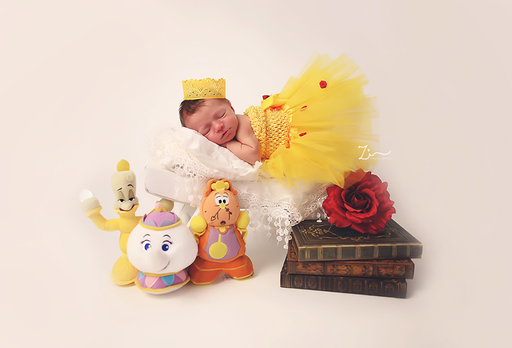 Newborn Baby Princess Collection
