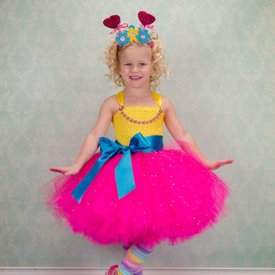 Fancy Nancy Inspired Dress