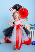 Cat In The Hat - Cat In The Hat Tutu Dress - Dr Seuss tutu - Cat In The Hat Dress - Baby Tutu  - Cat In The Hat Costume - Dr Seuss Birthday