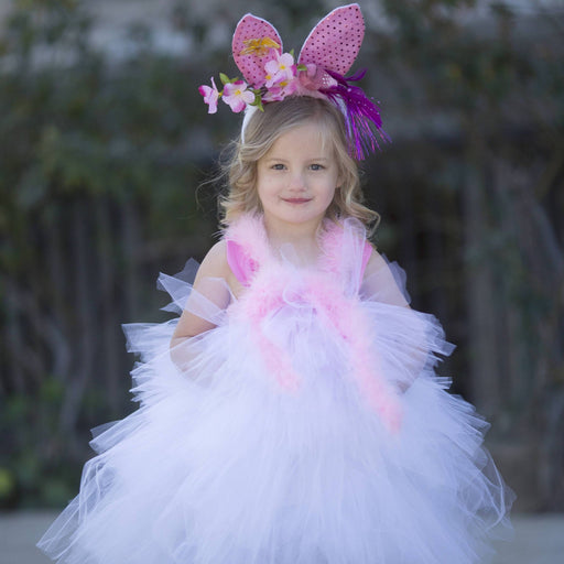 Bunny Party Dress with Matching Headband