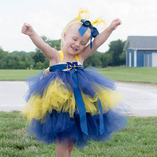 Customizable Tutu Dress Cheerleader Outfit