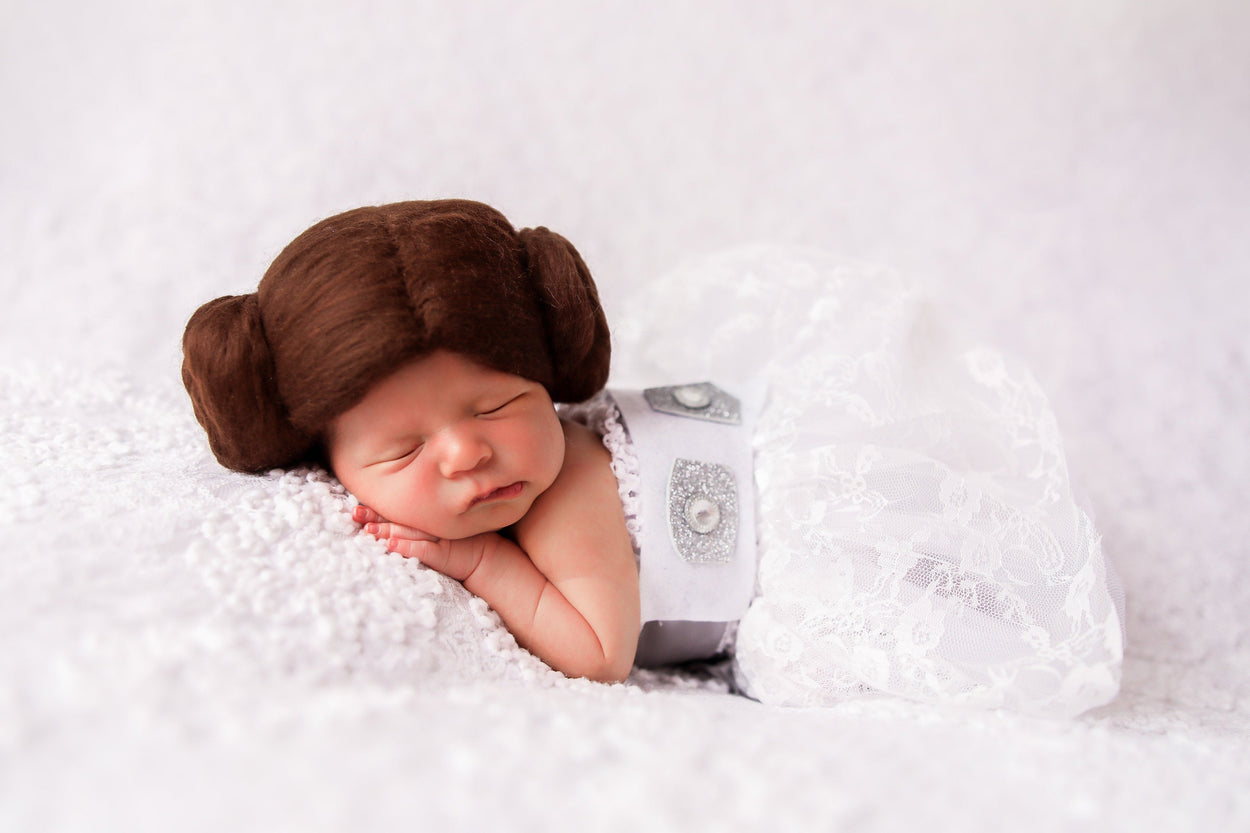 Princess Leia Inspired Start Wars Costume