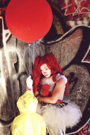 Pennywise Inspired IT Tutu Dress Costume