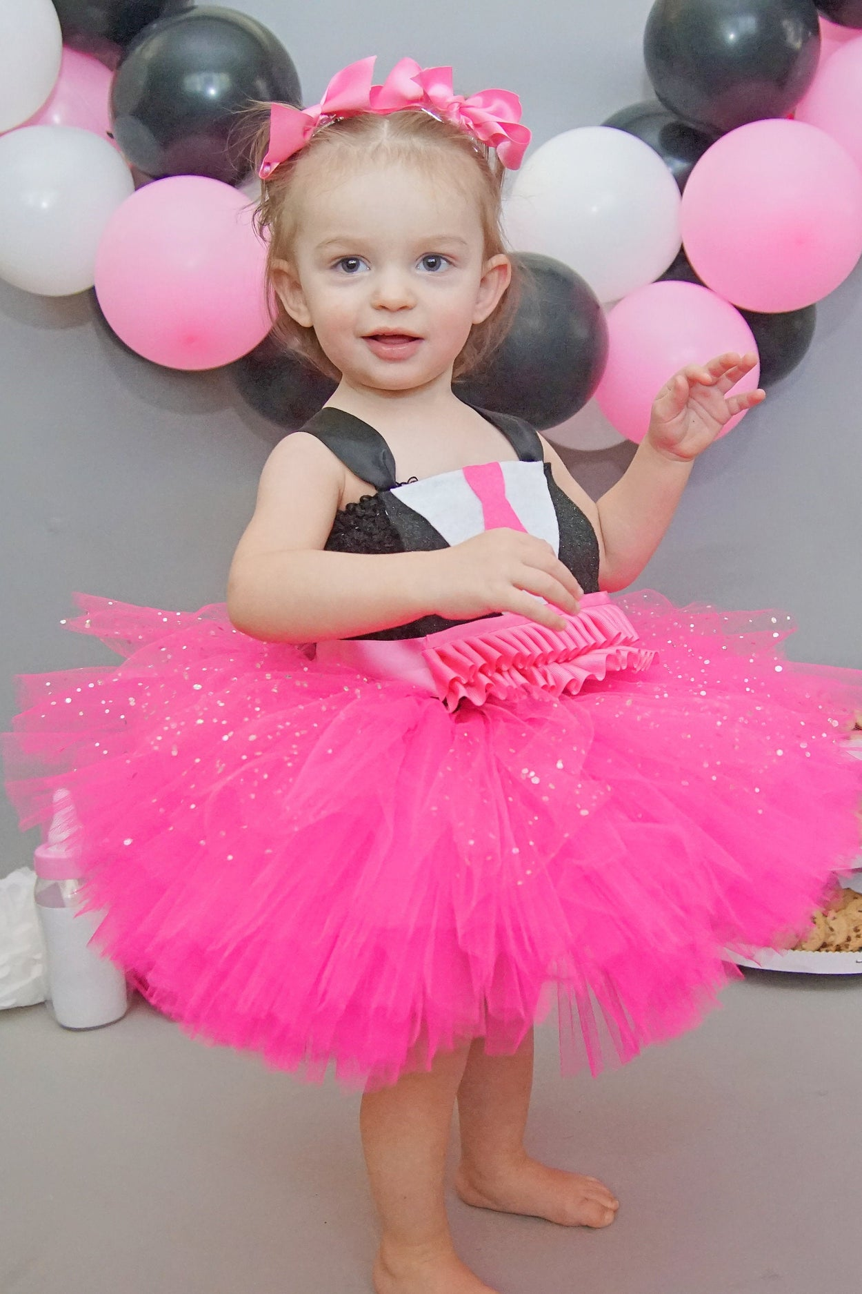 Boss Baby Inspired Tutu Dress