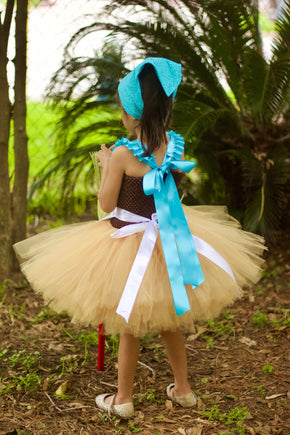 Cinderella Inspired Tutu Work Dress