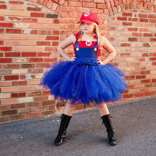 Super Mario Inspired Tutu Costume