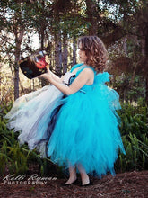 Alice In Wonderland - Alice Dress - Alice In Wonderland costume - Birthday Outfit - Tutu Dress - Pageant Costume - Wonderland Dress