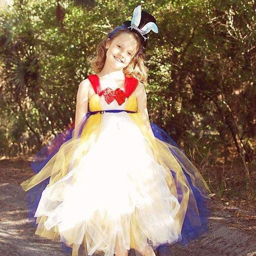 1e9687a76fe Alice In Wonderland White Rabbit Costume — All Dressed Up Couture