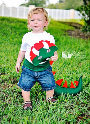 Dinosaur or Dragon Tail for Dress up and Halloween