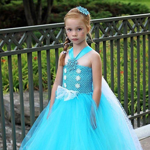 Ice Princess Tutu Dress Costume