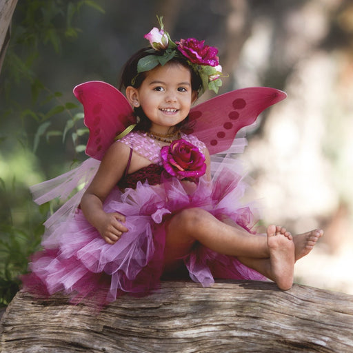 The Rose Fairy Tutu Dress Costume