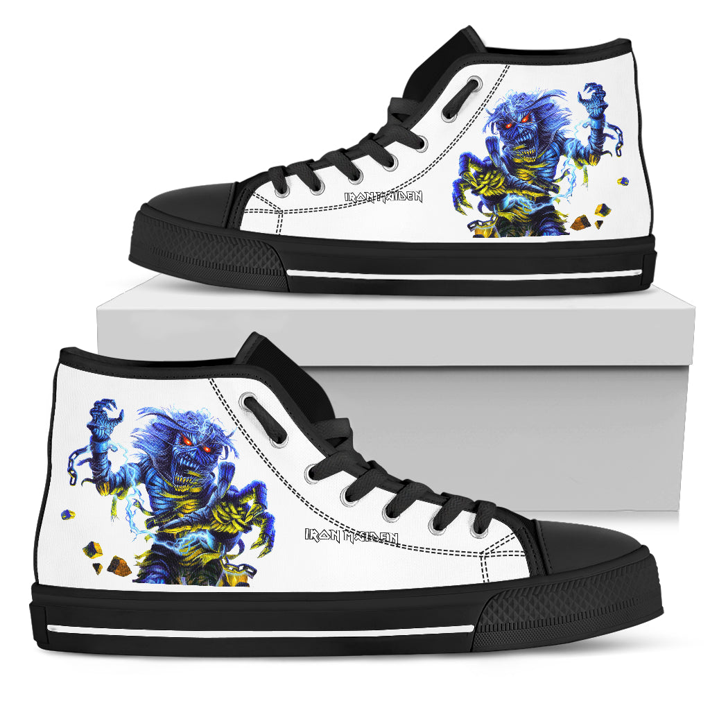 d29aabfba8a Iron maiden custom canvas shoes shoo store jpg 1024x1024 Iron maiden shoes