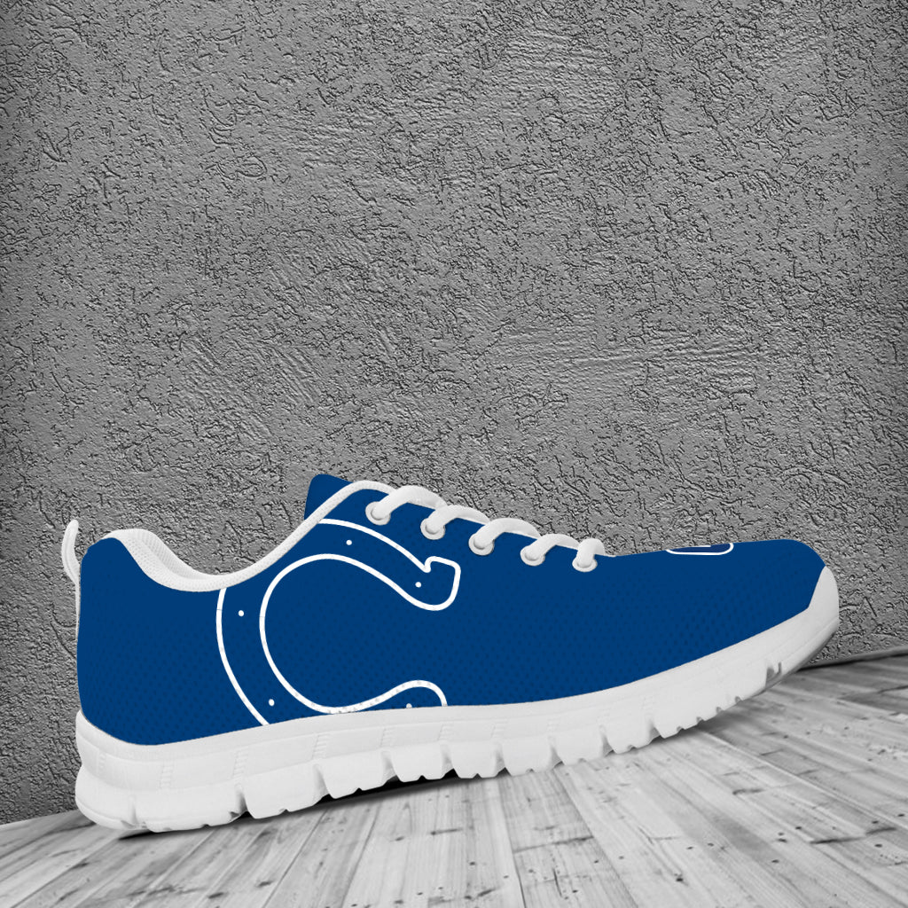 differently c791e 249b6 Indianapolis Colts Fan Custom Unofficial Running Shoes Sneakers Trainers