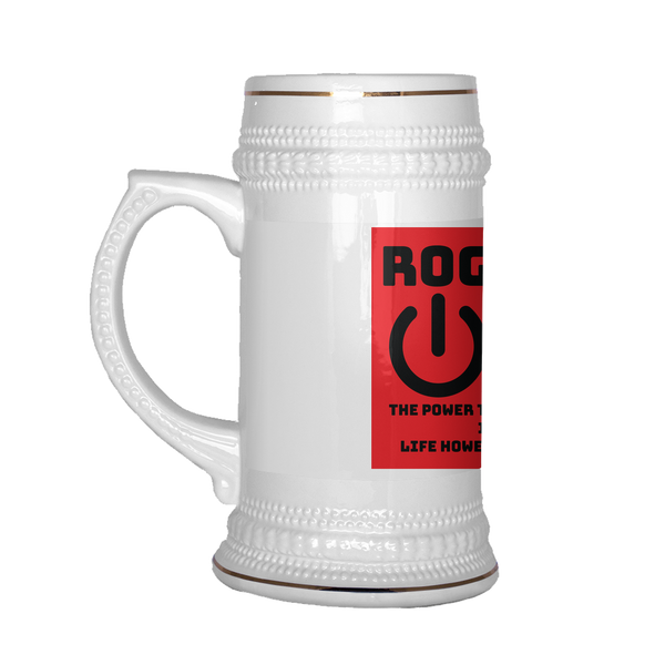 Rogue Life Beer Stein