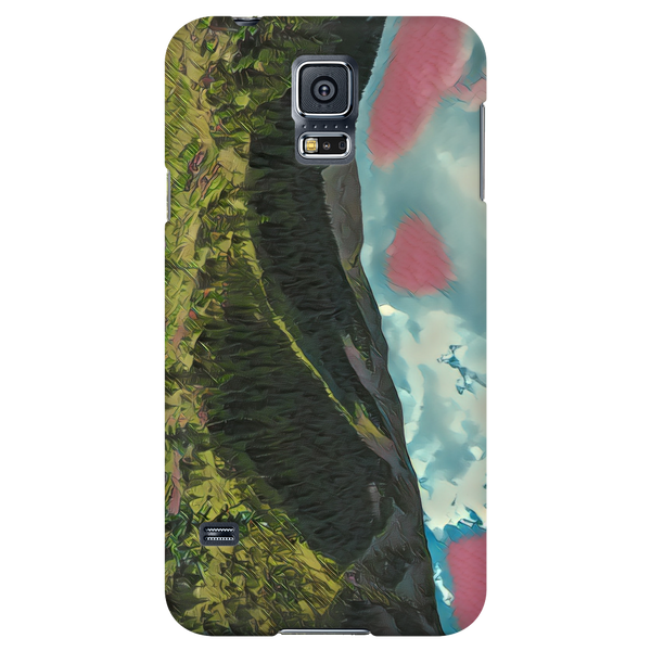 Flagstaff Mountain Skyline Phone Case (Samsung & Apple)