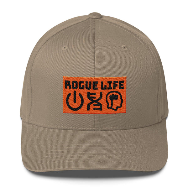 Rogue Life Structured Twill Cap