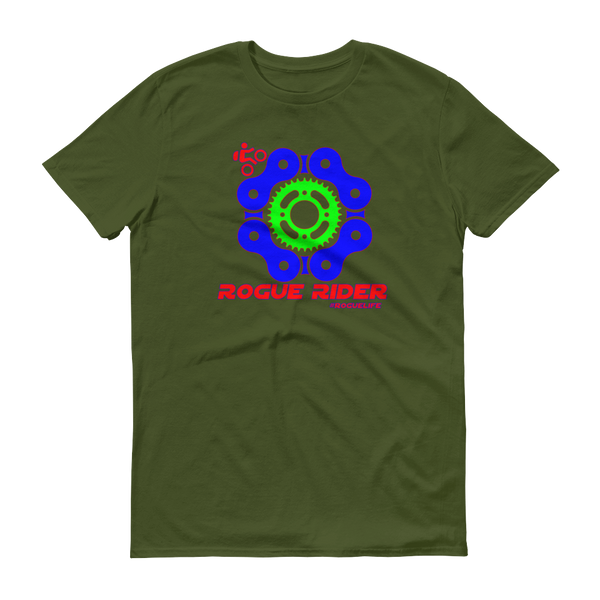 Rogue Rider unisex short sleeve t-shirt (S-L)