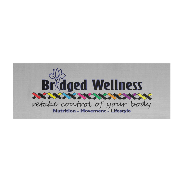 Bridged Wellness Yoga Mat