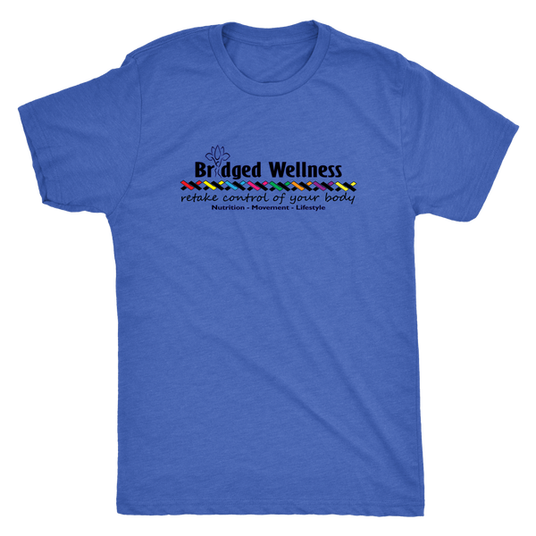 Bridged Wellness Unisex Tri-Blend