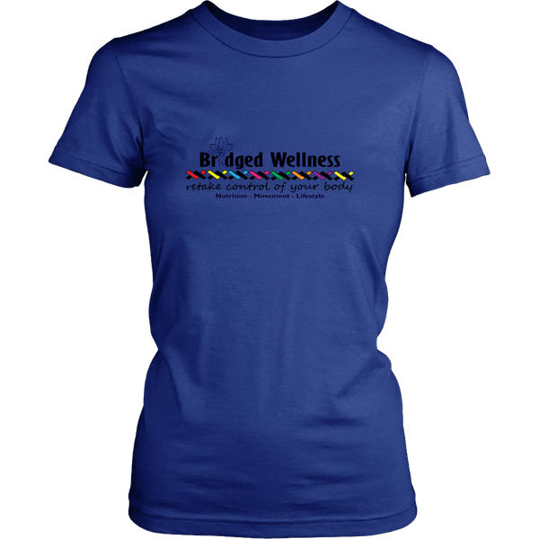 Bridged Wellness Cotton Women's T
