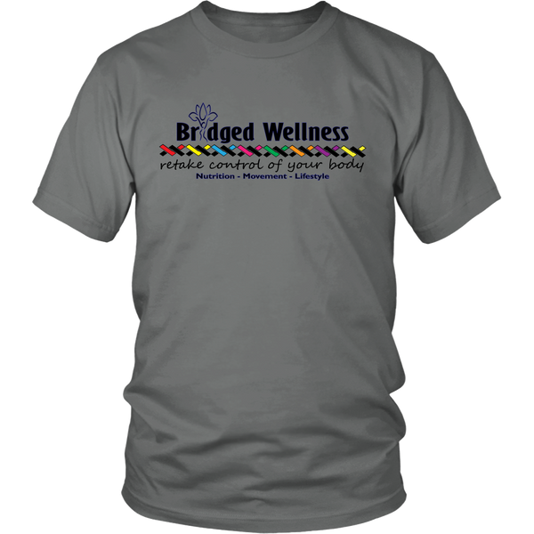 Bridged Wellness Cotton Unisex T