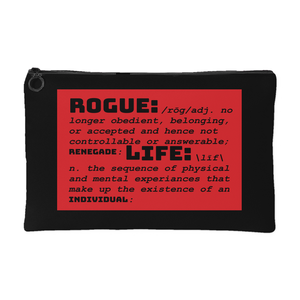 Rogue Life Defined Accessory Pouch