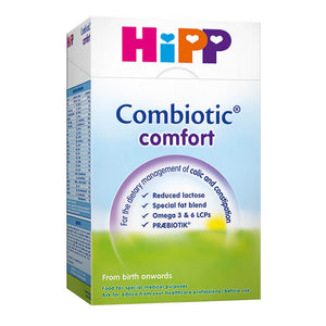 CONSTIPATED BABIES REACT BEST ON HIPP Special Formula- HERE IS WHY