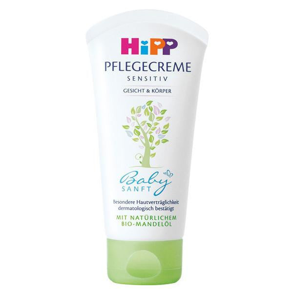 HiPP BabySoft Sensitive Cream Moisturizer