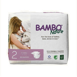 Bambo Nature Baby Diapers 2 Mini (30 pcs.)