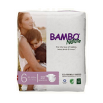 Bambo Nature Baby Diapers 6 XL (22pcs.)