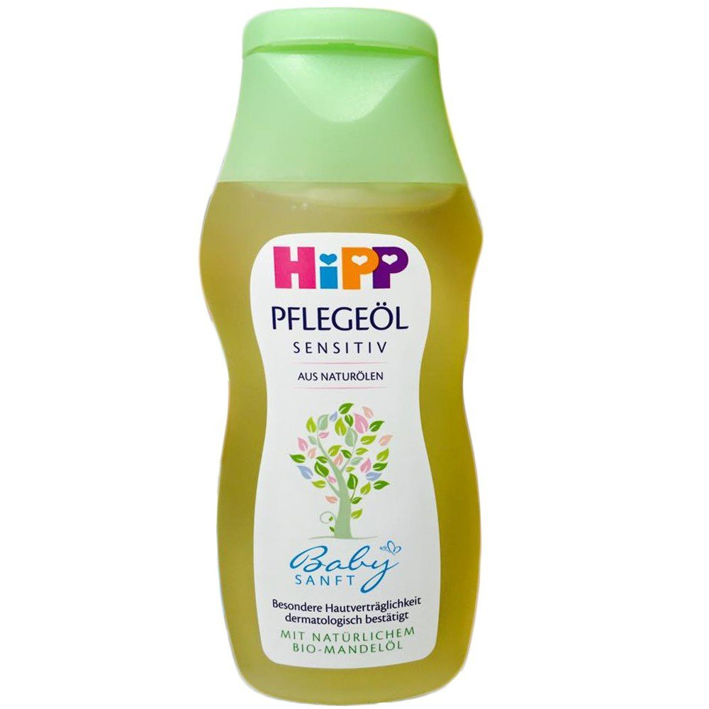 Hipp Babysoft Nourishing Oil 200ml