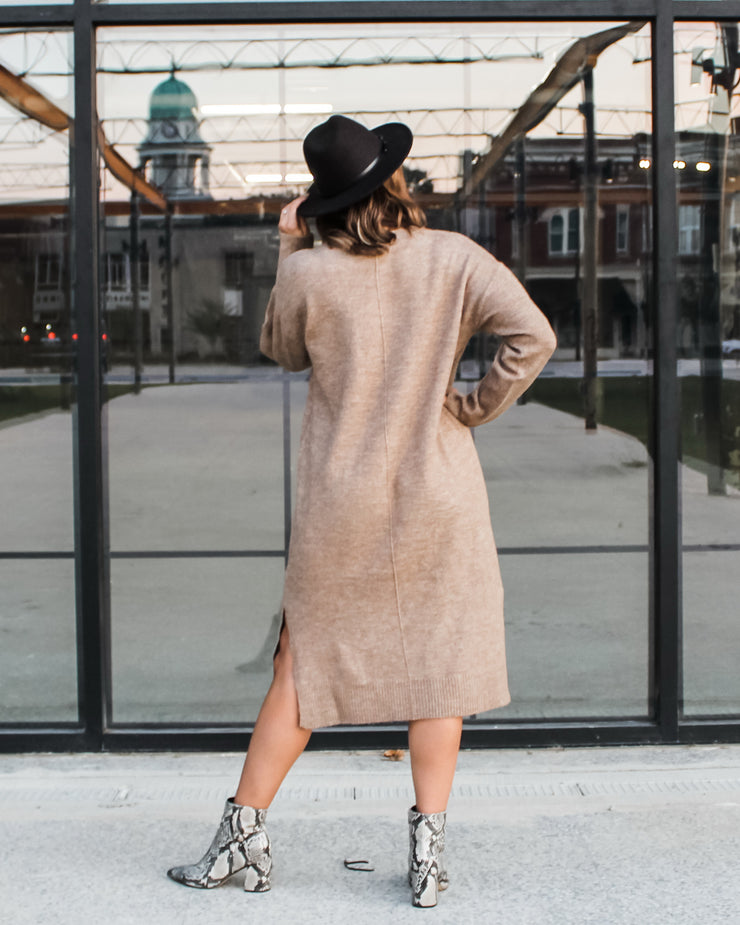 Brooklyn Sweater Dress