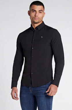 Elite Signature Shirt in Black