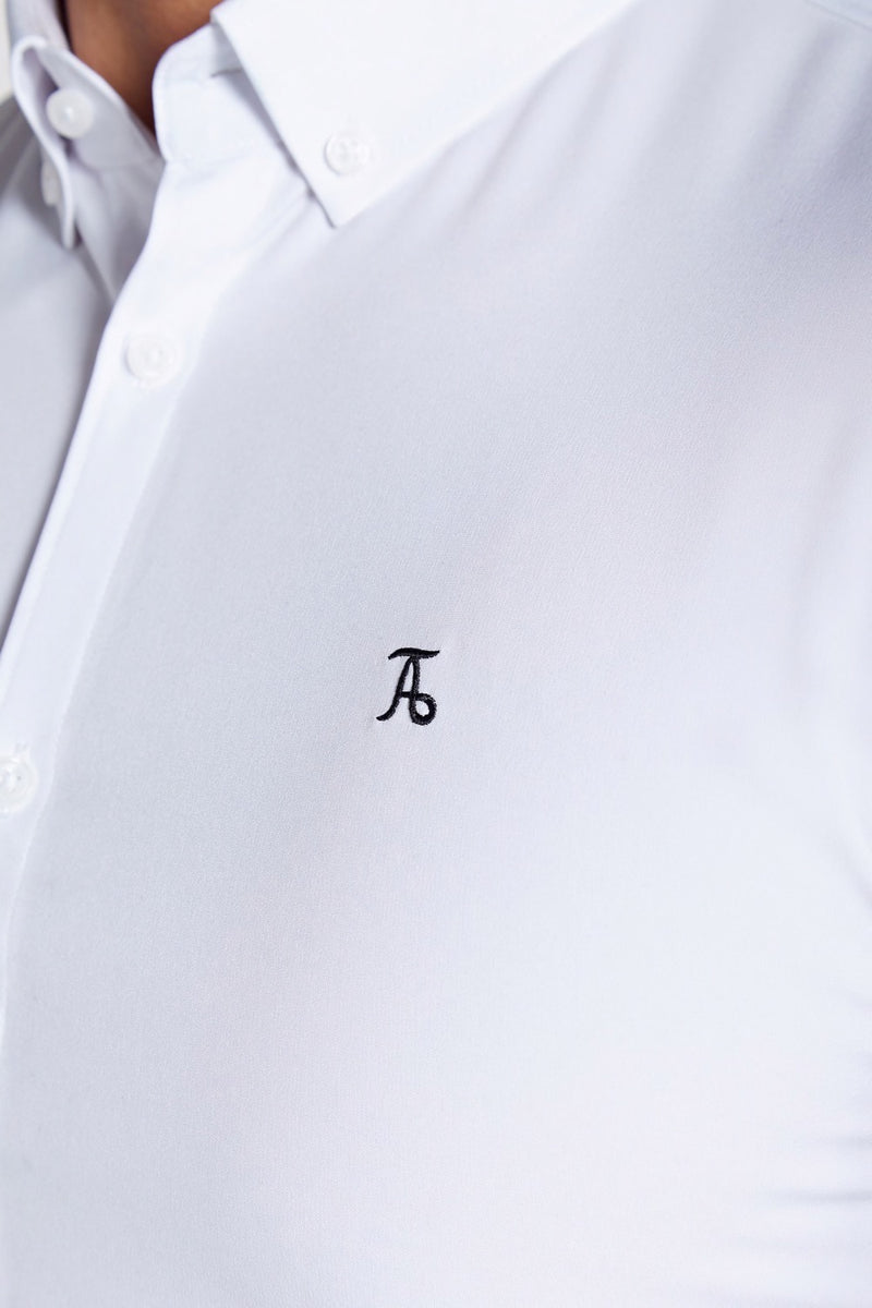 Elite Signature Shirt in White