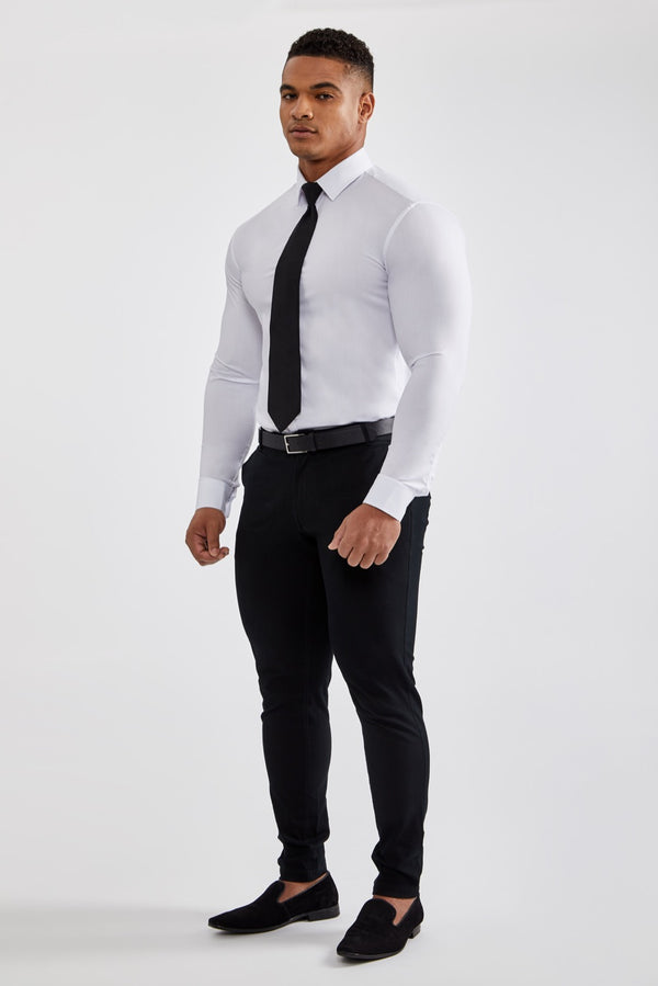 0c0c1259 Essential Dress Shirt in White ...