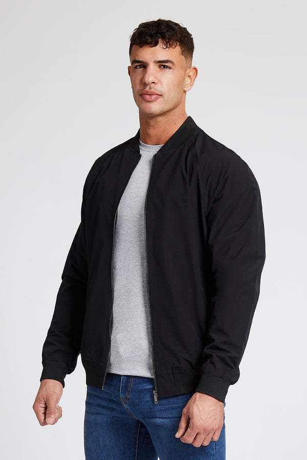 Elite Bomber Jacket in Black (Limited Edition)