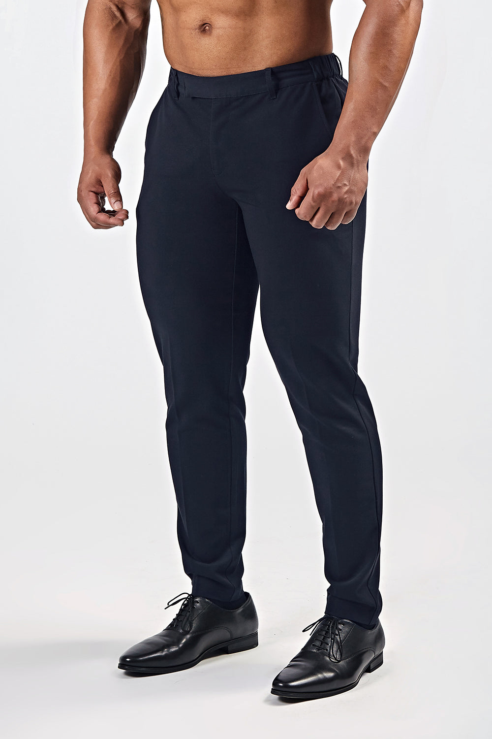 Essential Trousers in Navy
