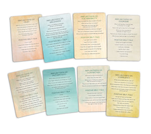 Wholehearted Learning Cards