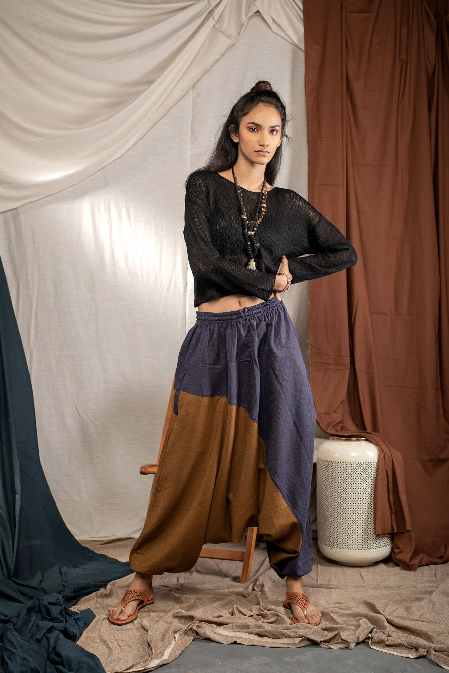 Urban Gallivanter - Buy Harem Pant / Hippie Pants / Boho Pants / online by The Veshti Company