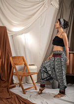 Dark Artistry - Buy Harem Pant / Hippie Pants / Boho Pants / online by The Veshti Company
