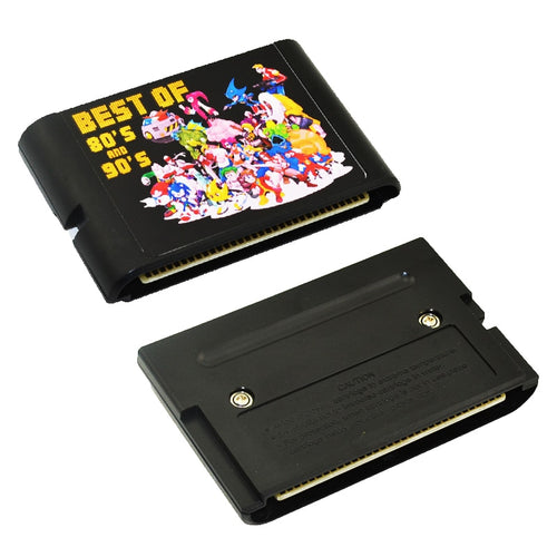 Sega Mega Drive 196 in 1 game