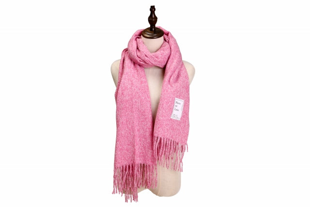 (R) Summer Scarf - Pink - Slumber Party