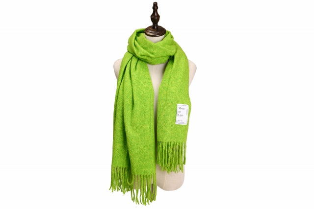 (R) Summer Scarf - Green - Slumber Party