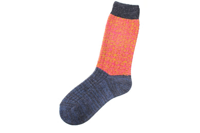 (wholesale)Wool Blend Women Boot Socks - Slumber Party