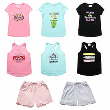 (retail) Short Sleeve T-Shirt Little Princess Pink - Slumber Party