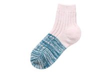 (retail) Wool Blend Women Ankle Socks - Slumber Party