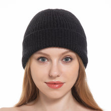 (RT) Unisex classic ribbed style Beanie (no pom)