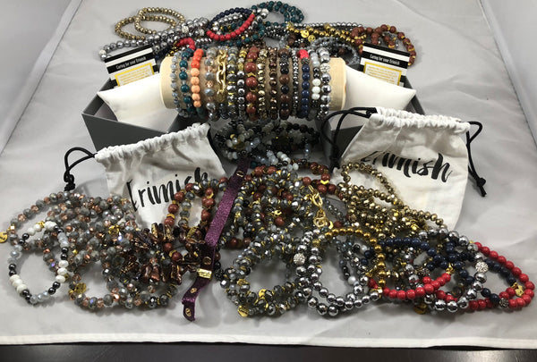 Erimish Stretch Bracelets
