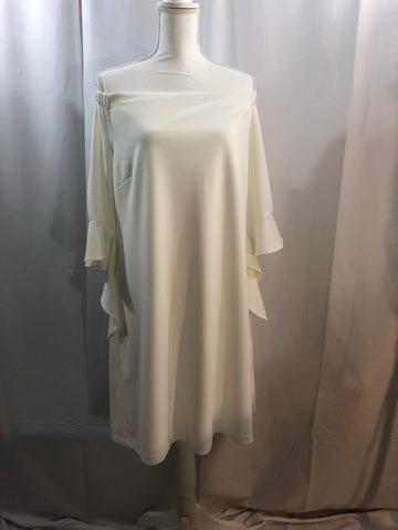 Thalia Sodi Off White Off Shoulder Dress Size XXL