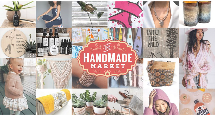 The Handmade Market- 10th annual Spring Market